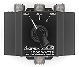 OPEK CX-5 Coaxial Antenna Switch 1KW PEP Rated 3 Position