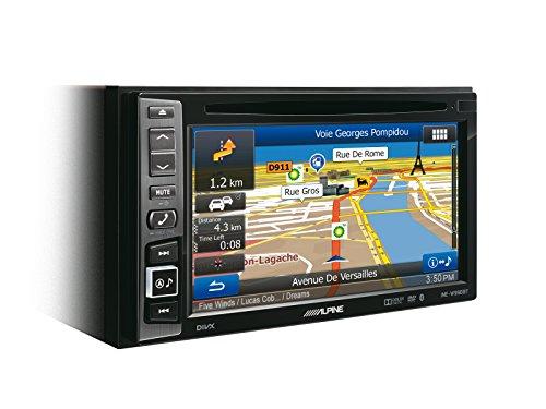 Sistema multimediale Alpine con Bluetooth e navigatore...