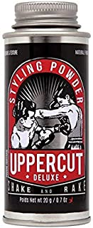 Uppercut Deluxe Styling Powder for Texture and Volume, 0.7 Ounces