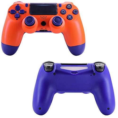 Manette de jeusans filPDTZpour manette de jeu PS4 PS4 GamepadOrange