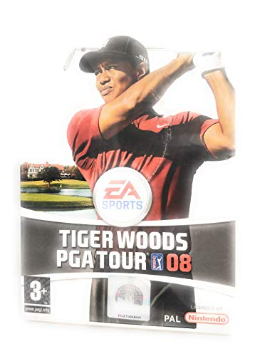 Tiger Woods PGA Tour 08 Nintendo Wii, 2007