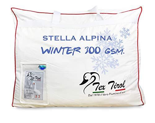 Piumino Tex Tirol © Stella Alpina Winter 300 gsm. 100% Piumino Oca Invernale - Matrimoniale 2 PIAZZE CM. 250X200