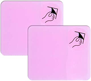 Epi-Derm Patch - 2 x 2.5 in - (1 Pair) (Clear) Silicone Scar Sheets from Biodermis