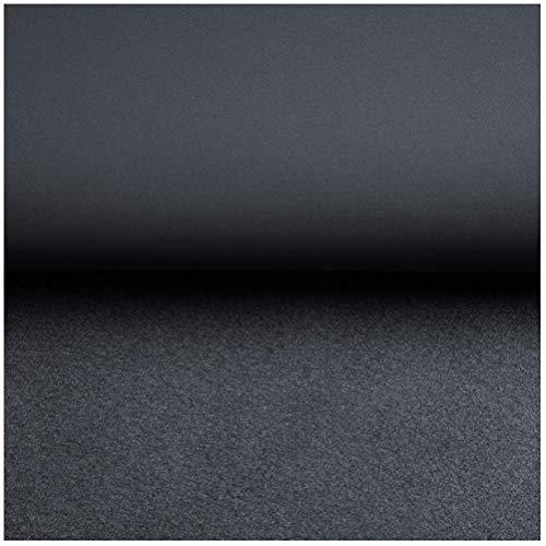 Tela de Imitación de Cuero Material Mate de Cuero Sintético de 138 Cm de Ancho para Sofá Cama Mochila Fundas de Asiento de Automóvil, Resistente al Desgaste e Impermeable (4.5 Pies X 3.3 Pies)