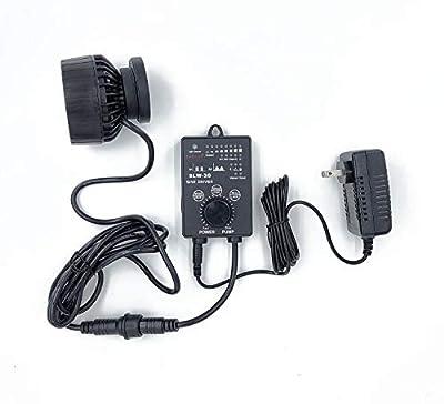 Jebao SLW-30 Compact Wavemaker 3434gph, Black