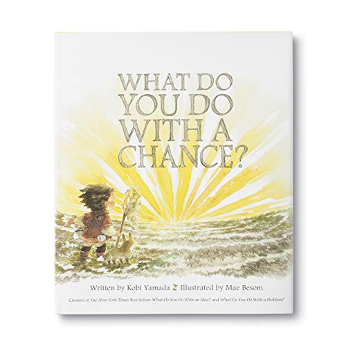 What Do You Do With a Chance?  — New York Times best seller