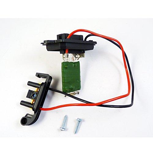 Contrôle de Ventilateur de chauffage et résistance Moteur 7701207717 pour Megane MK II.