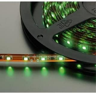 TIRA LEDS FLEX.RESIS.HUMED.5M VERDE MONACOR LEDS-5MP/GN: Amazon.es ...