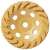 DEWALT Grinding Wheel, Diamond Cup, 5-Inch...