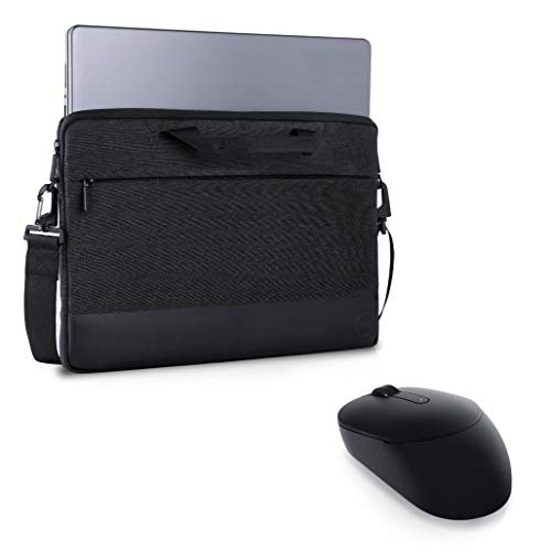 """Kit Capa para Notebook Dell Professional 14"""" + Mouse sem fio e Bluetooth Dell MS3320W"""
