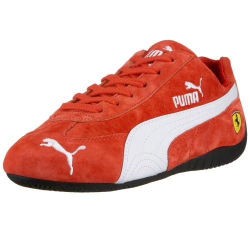 Sneakers Puma Speed Cat Ferrari Rosso Corsa Scuderia Lw Grösse 39