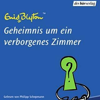 Geheimnis um ein verborgenes Zimmer                   Autor:                                                                                                                                 Enid Blyton                               Sprecher:                                                                                                                                 Philipp Schepmann                      Spieldauer: 3 Std. und 13 Min.     37 Bewertungen     Gesamt 3,9