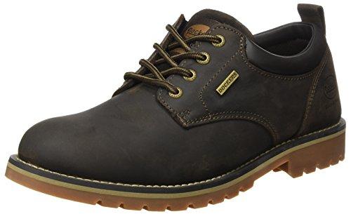 Dockers by Gerli Herren 39WI010 Sneaker, Braun (Cafe 320), 45 EU
