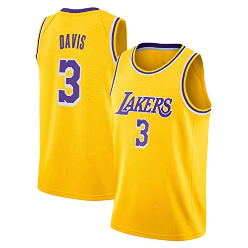 Davis - Camiseta deportiva para hombre (talla S-XXL)