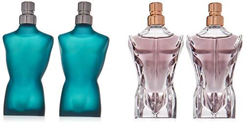 Jean Paul Gaultier Jean Paul Gaultier Le Male Geschenk Verpakking 2 x 7 ml EDT + 2 x 7 ml Eau de Parfum Man