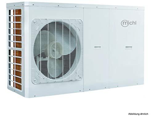 A+++ Michl Inverter Luft-/ Wasser Wärmepumpe Monoblock bis 12 kw MPW-SP12