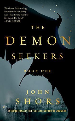 The Demon Seekers by John Shors ebook deal