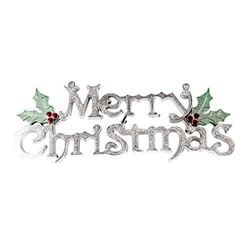 "Bodhi2000 2 Stück ""Merry Christmas""..."
