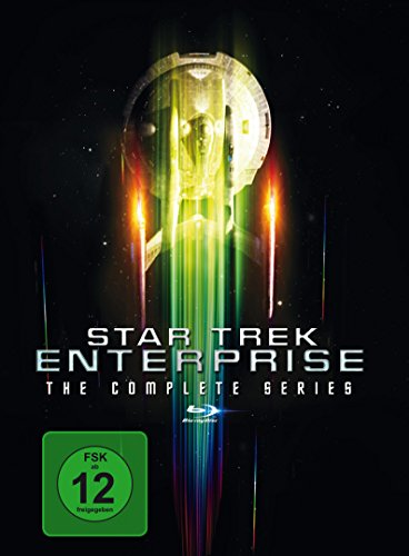 Star Trek - Enterprise - Complete Boxset [Blu-ray]
