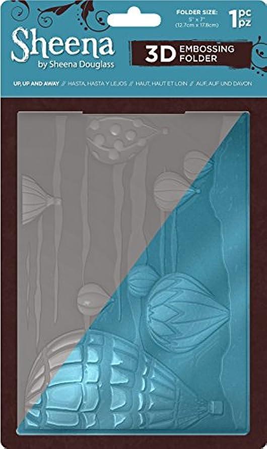 Sheena SD-EF5-3D-UPUP Embossing Folder 5