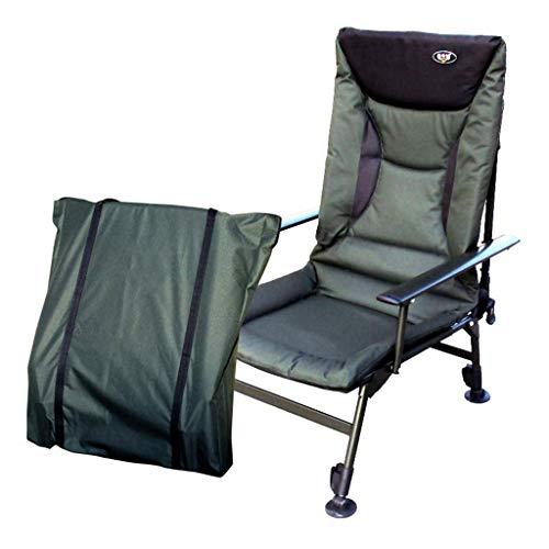 NBVCX Möbeldekoration Klappliege Büro Mittagspause Siesta Stuhlverstärkung Tragbarer Freizeitstuhl Rücken Stuhl Strandkorb kann angehoben und abgesenkt Werden (Farbe: Stuhl) (Farbe: Stuhl)
