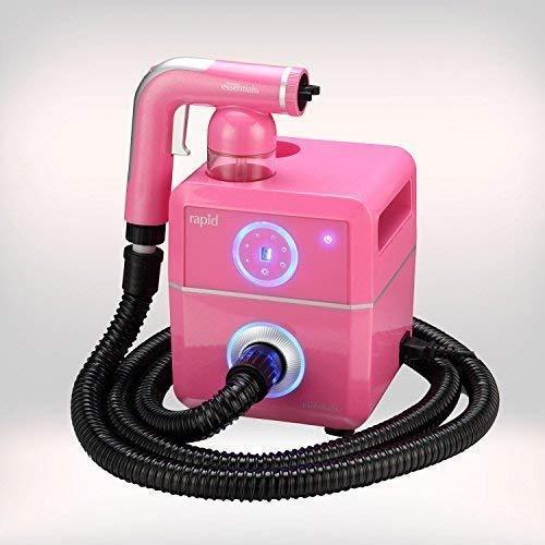 Tanning Essentials Rose Rapide Spray Tan Machine avec Gratuit Omg Solutions