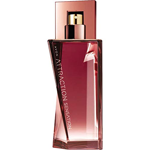 Avon Attraction Sensation für Sie Eau de Parfum Spray 50ml Damenduft