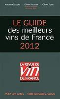 Le guide des meilleurs vins de France (édition 2012)