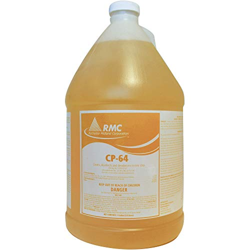 RMC, RCM11983227, CP-64 Hospital Disinfectant, 1 Each, Yellow