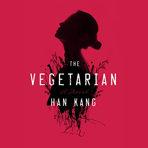 The Vegetarian audiobook cover art