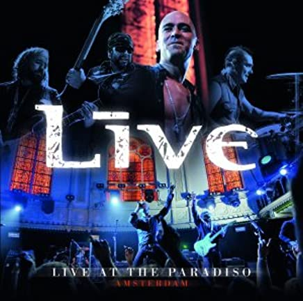 Live - Live at the Paradiso Amsterdam - Amazon com Music