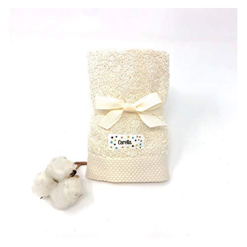 Toalla Eco algodón Orgánico Gots - Carelia Petits