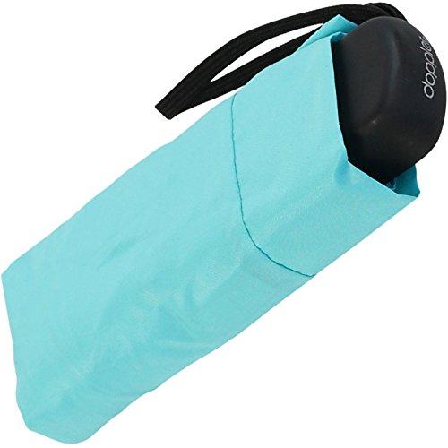 Regenschirm Handy Mini- Schirm Aqua