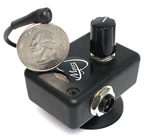 Acoustic Guitar Pickup with Flexible Micro-Gooseneck by Myers Pickups