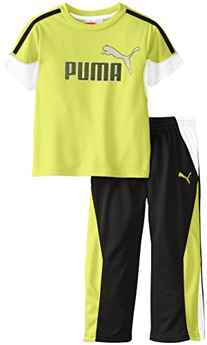 PUMA Little Boys' Two-Piece Set
