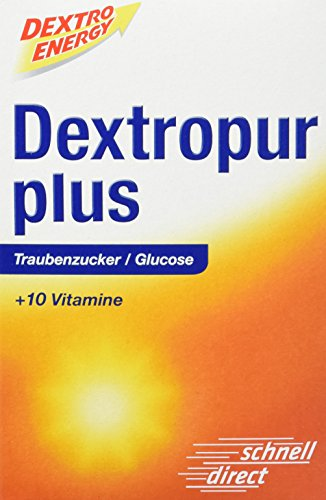 Dextropur Plus, 16er Pack (16 x 400 g)