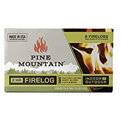 New, improved version for the 2017-2018 season Crafted from recycled hardwood, nutshells, and molasses Paper-wrapped for clean handling and easy lighting - just light the wrapper and enjoy a beautiful fire Burns cleaner than regular cord wooden, givi...