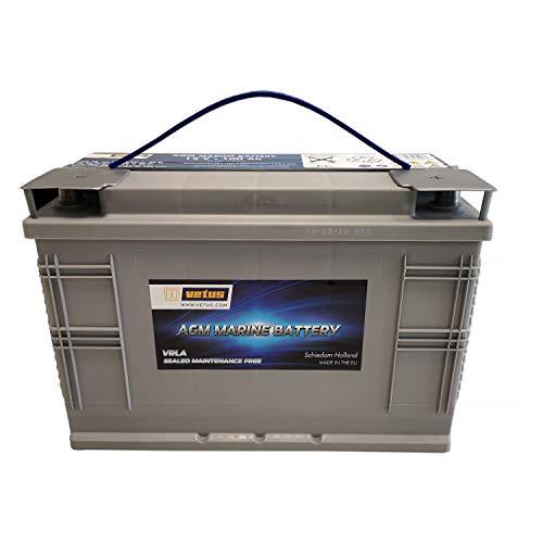 Vetus AGM-Batterie 12V/100Ah