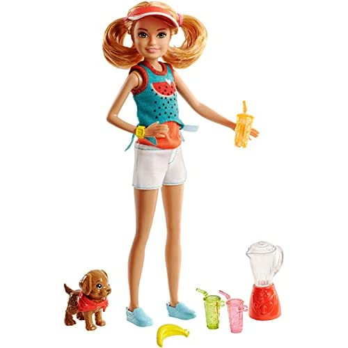 Mattel Barbie fhp63Cooking & Baking Stacie bambola barbie & Accessori, Modelli/Colori Assortiti, 1 Pezzo