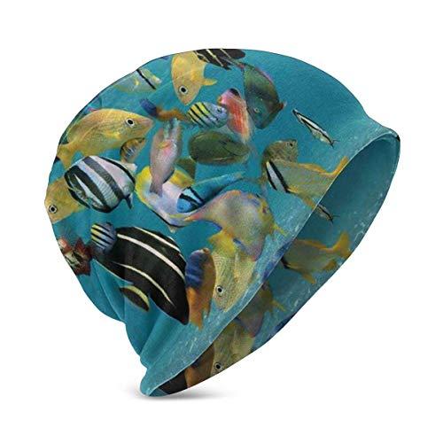 Gorro Unisex Suave y clido, Sistema Solar de Planetas, Va Lctea, Neptuno, Venus, ilustracin de Esfera de Mercurio, Gorros de quimioterapia, Gorros Holgados para el sueo del cncer
