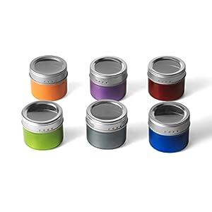 Kamenstein 5073734 Storage Tins, Assorted