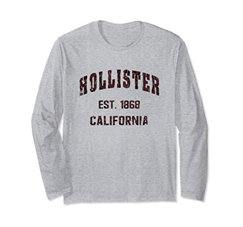 Hollister, California Home Souvenir . EST. 1868 Manche Longu