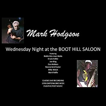Wednesday Night At the Boot