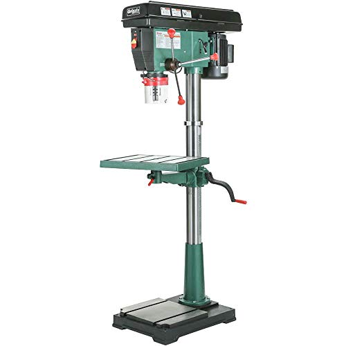 Top 10 best selling list for grizzly floor drill press
