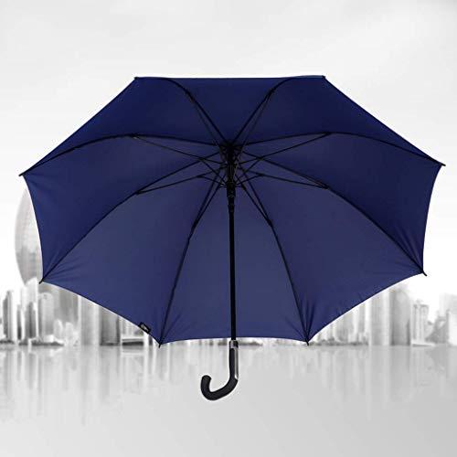 NMDCDH Paraguas de Mango Largo Cinturón Umbilical de 8 Huesos Secador de Cabello Super Rain Shower Color de la Tienda (Color: A)