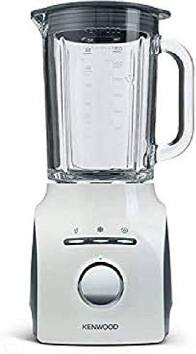 Kenwood BLP610WH Licuadora multifunción, 800 W, de plástico, color blanco