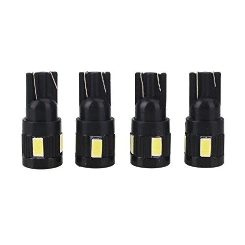 Lumière Latérale De Voiture, Ampoule Superbe De Lumières Latérales De Clignotants De Voiture De La Voiture 5W T10 Lumineuse