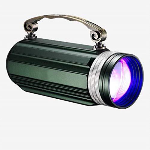 CS-LJ Lampe de Poche LED pêche lumière Camping Chasse Torche électrique matérielle en Alliage d'aluminium imperméable