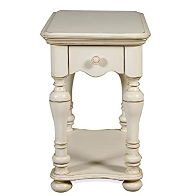 Coastal Chair Side Table