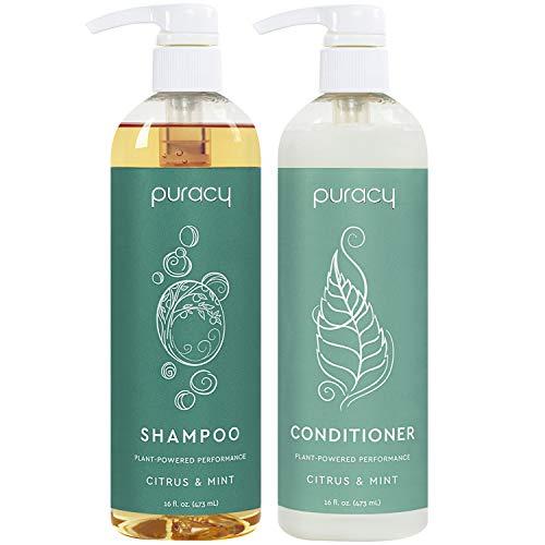 Puracy Shampoo and Conditioner Set